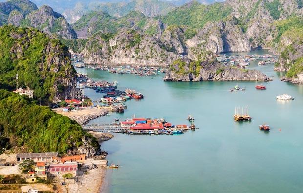 Cat Ba Island - attractions in Norther Vietnam