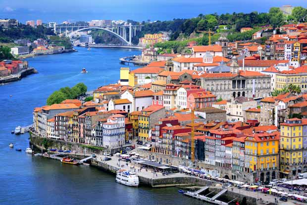 Porto- Best tourist attractions in northern Portugal