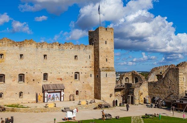 Rakvere Castle- Estonian sight
