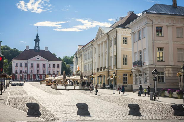 Estonian sights - Tartu