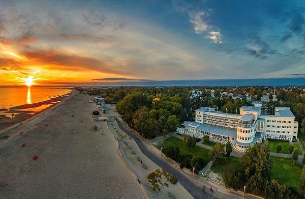 Estonian sights, Parno-parnu