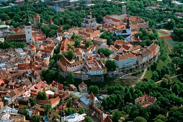 Tallinn - Estonian attractions
