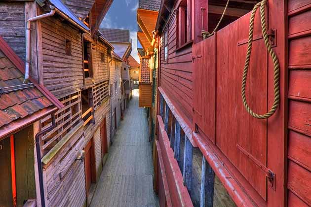 Attractions in Norway