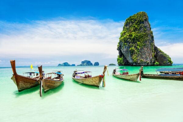 Best beaches in Phi Phi Islands