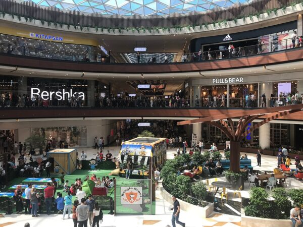 Best shopping malls in Izmir