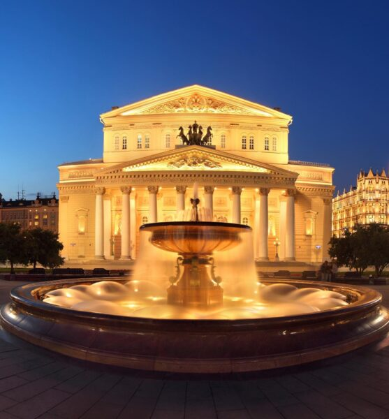 Moscow Tourist Attractions Guide - Bolshoi Theater is A Good Place For Cultural Enthusiasts