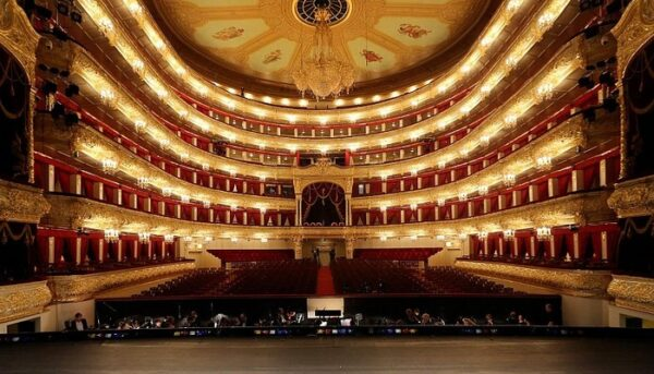 Bolshoi Theater - Moscow attraction