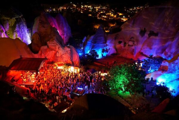 Top Festivals in Turkey -  Cappadox A Music Gathering Happens in June And July