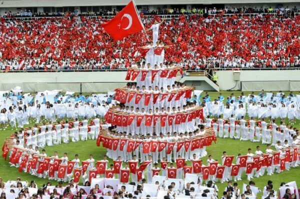 Top Festivals in Turkey - Commemoration of Atatürk, Youth and Sports Day
