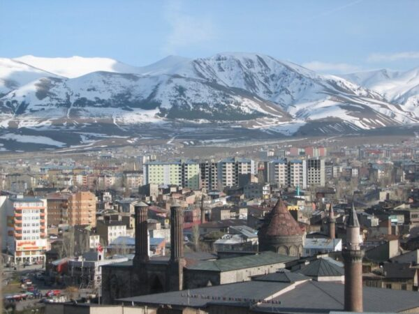 Attractions in Eastern Turkey - Erzurum The Oldest City in Eastern Part