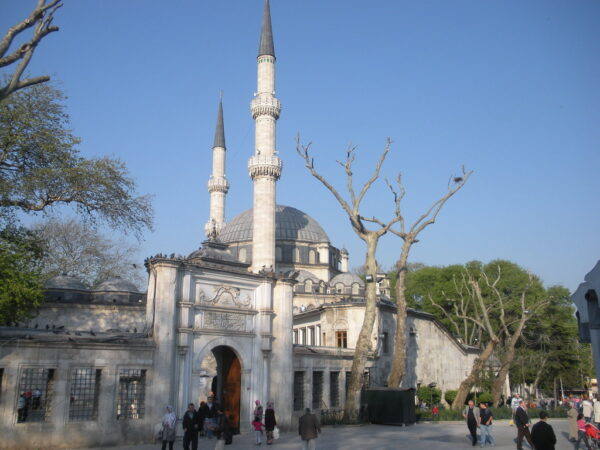 What to Do in Turkey - Eyüp Sultan Mosque Most Important Mosque in The Country