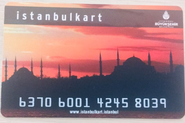 Bying istanbulkart - Istanbul Card Can be Bought From The Stalls Inside The Metro