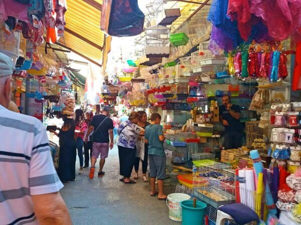 Kemeralti Bazaar An Important Sight in The City - Best Shopping Malls in Izmir