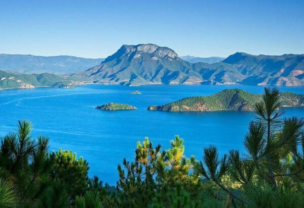 Lugu Lake is Approximately 2,700 Meters Above Sea Level - Amazing Destinations in South China