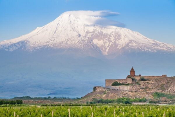 Mount Ararat is Very Popular Among Historical Monuments - Attractions & Tourist Sights