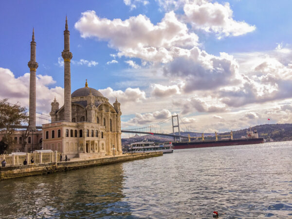 What to Do in Turkey - Ortaköy Mosque Most Unique Mosque in Istanbul