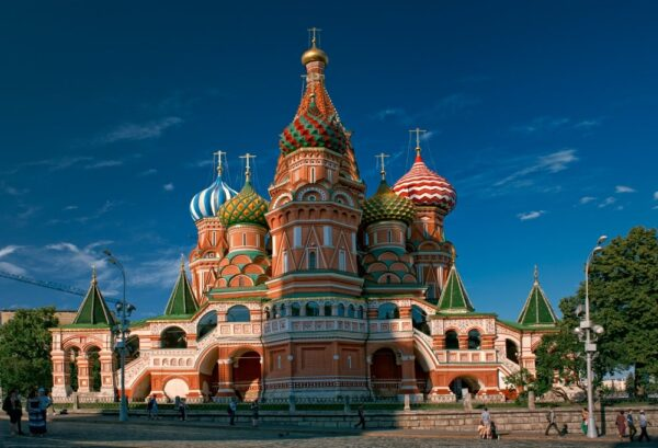 Red Square Moscow is An Ancient And Big Square - Best Attractions in Moscow