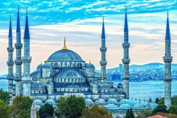 The Most Famous Mosques in Istanbul - The Blue Mosque The Most Famous Mosque in Istanbul