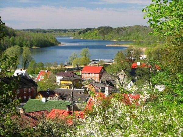 Viljandi - best attractions in Estonia