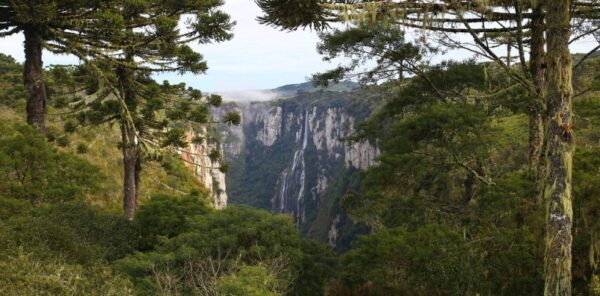 Aparados da Serra National Park - best park in Brazil
