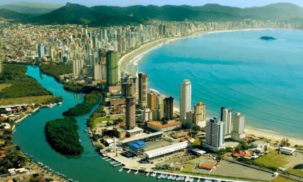 Balneario Camboriu - best beaches in Brazil