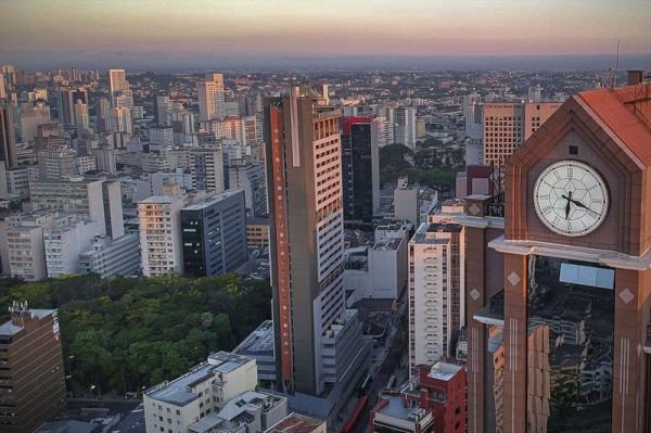 Curitiba - top place to visit in Brazil