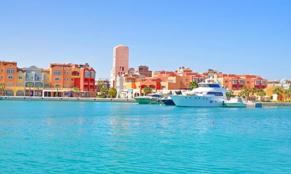 Hurghada is A Small Fishing Village Located by The Red Sea - Top 10 Attractions of Ancient Egypt