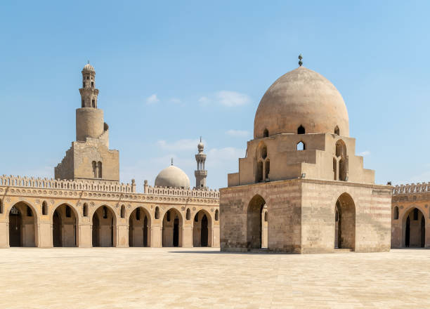 Mosque of Ibn Tulun - tourist attraction in Egypt
