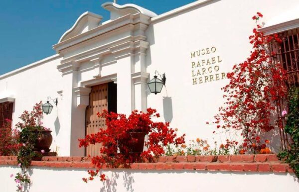 Museo Larco - tourist attraction in Peru