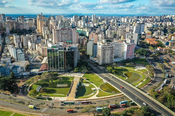 Porto Alegre - best city in Brazil