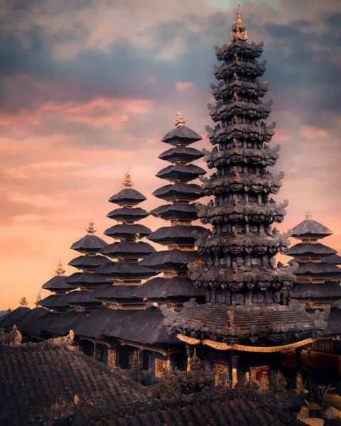 The Most Beautiful Temples in Indonesia - Pura Besakih is The Most Sacred Hindu Temple in Bali