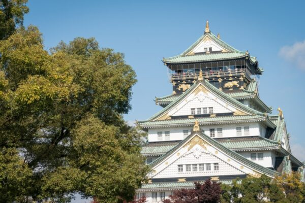 Japan Travel Tips - Ōsaka-jō Largest Important Royal Castle
