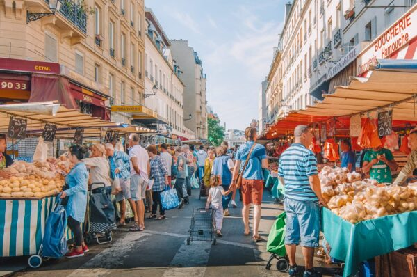 Best Street Markets in The World