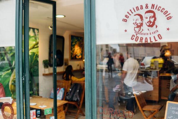 Bettina & Niccolò Corallo - best cafes in Lisbon