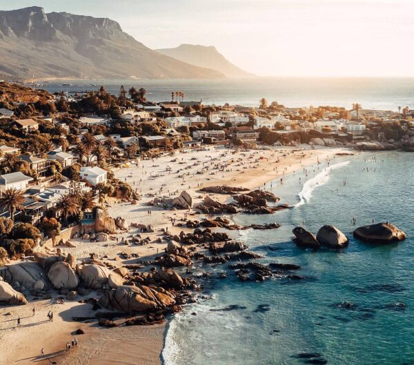 The Most Dangerous Tourist Attractions in The World - Cape Town is A Place Full of Natural Beauty And Wonder