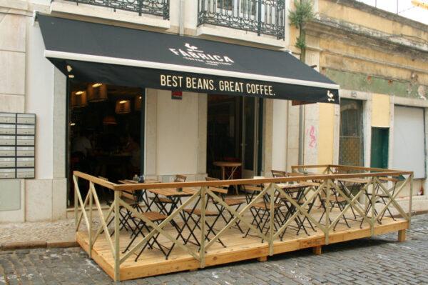 Fábrica Coffee Roasters - best cafes in Lisbon