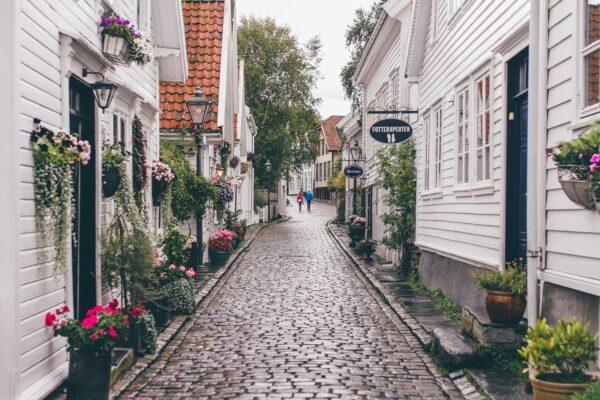 Gamle Stavanger - tourist attraction in Stavanger