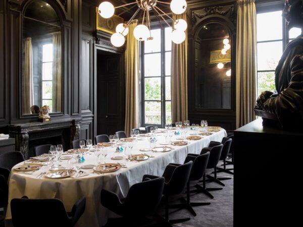 Guy Savoy - top seafood restaurants in Paris