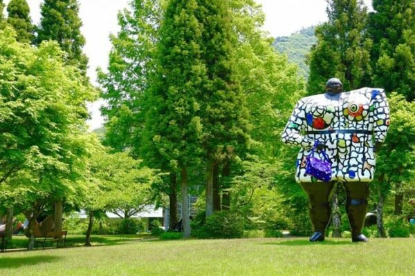 What to Do in Japan - Hakone Open-Air Museum Has Distinctive Artworks