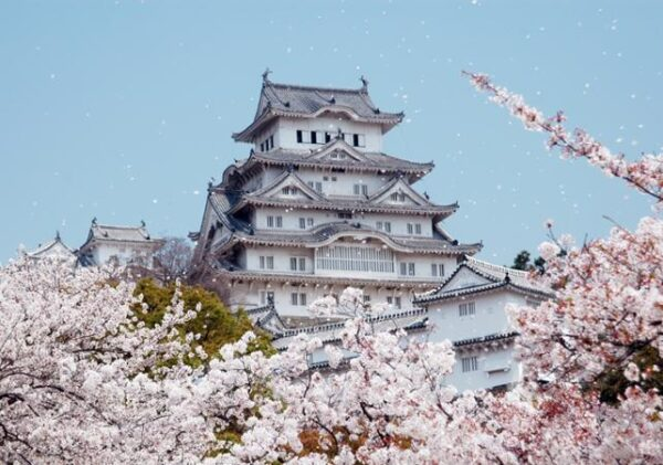 Asia Travel Tips - Himeji Castle is One of The Best Examples of Japanese Castles
