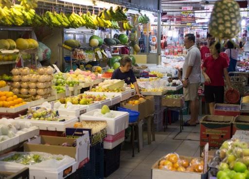Kreta Ayer Wet Market