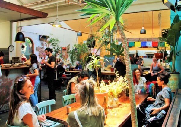 Lentil As Anything - vegan and vegetarian restaurant in Melbourne