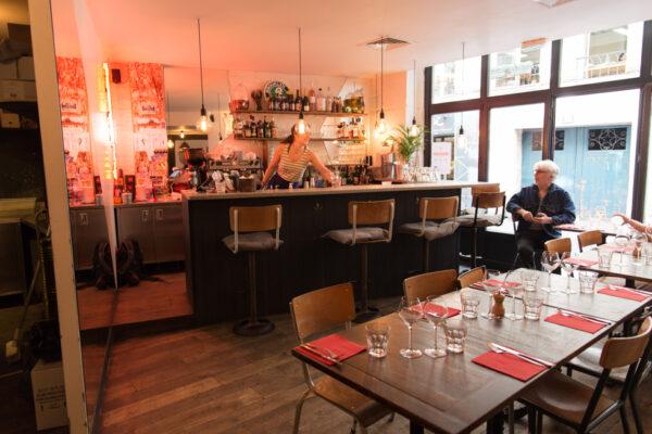 Les Pinces - top seafood restaurants in Paris