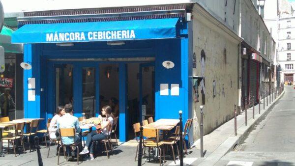 Máncora Cebicheria - top seafood restaurants in Paris