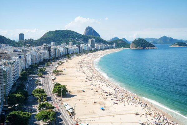 The Most Dangerous Tourist Attractions in The World - Rio de Janeiro Has Beaches And Carnivals