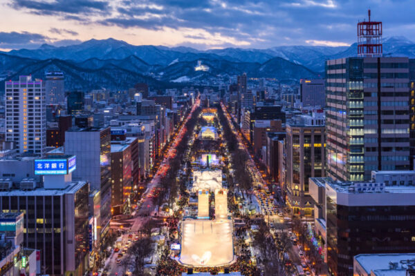 What to Do in Japan - Sapporo Is The Largest City With Many Tourist Attractions