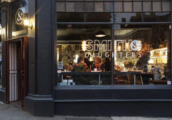 Smith & Daughters - Top Vegetarian Restaurants in Melbourne