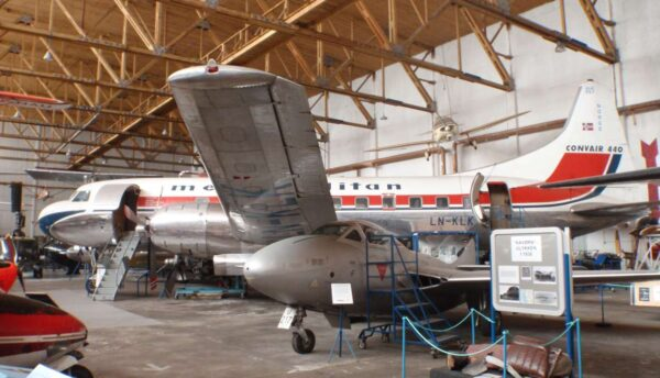 Sola Flytekniske Museum in Stavanger