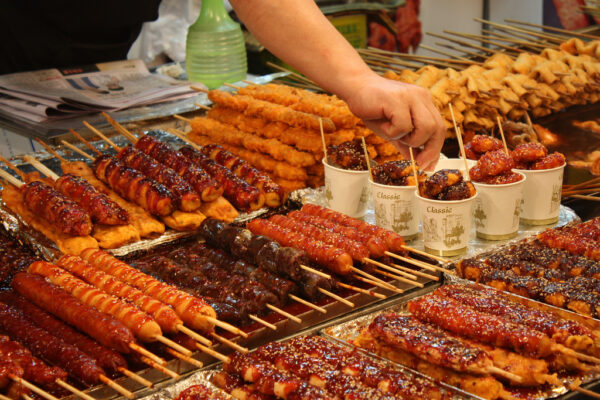 Where to Get Street Food in Seoul