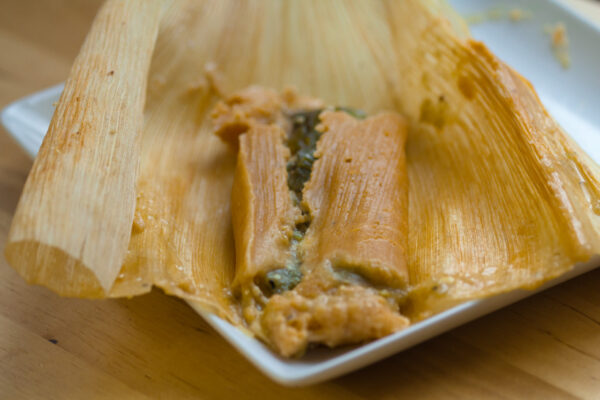 Tamales - Mexican food to try in Mexico